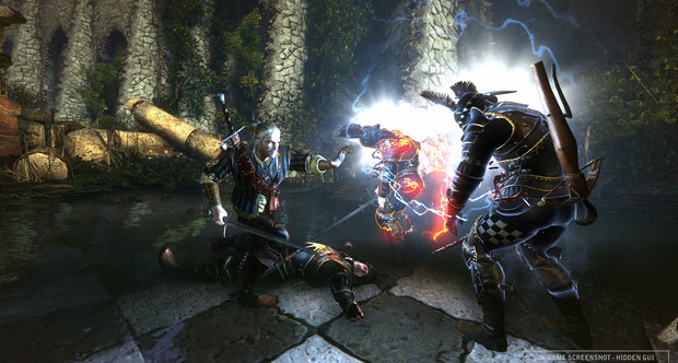 The Witcher 2: Assassins of Kings screenshots April 12
