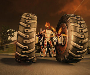 Twisted Metal Chat