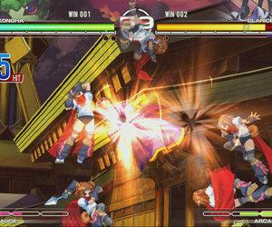Arcana Heart 3 Screenshots