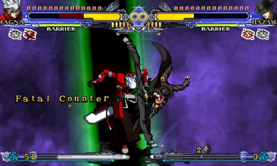 BlazBlue: Continuum Shift 2 Files