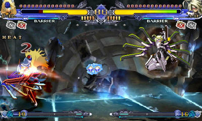 BlazBlue: Continuum Shift 2 Screenshots
