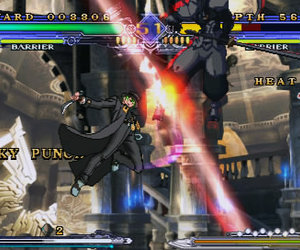 BlazBlue: Continuum Shift 2 Chat
