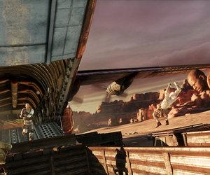 Uncharted 3: Drake's Deception Screenshots