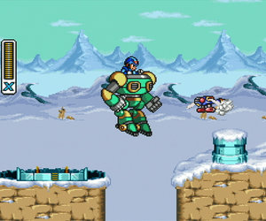 Mega Man X Files