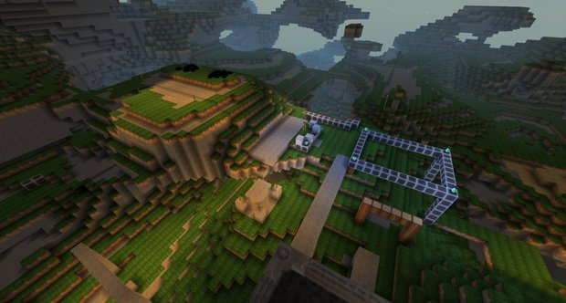 FortressCraft: Chapter 1 screenshots