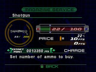 Dino Crisis 2 Screenshots