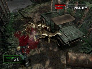 Dino Crisis 2 Chat
