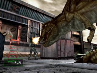 Dino Crisis 2 Files