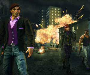 Saints Row: The Third Files