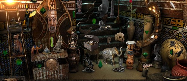 Chronicles of Mystery: Secret of The Lost Kingdom News
