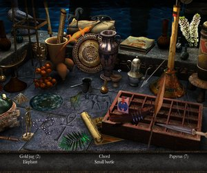 Chronicles of Mystery: Secret of The Lost Kingdom Screenshots