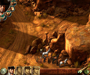 Desperados: Wanted Dead or Alive Screenshots