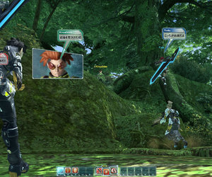 Phantasy Star Online 2 Chat