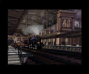 The Last Express Screenshots