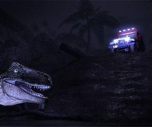 Jurassic Park: The Game Chat