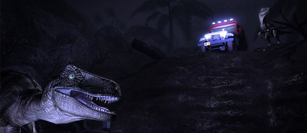 Jurassic Park: The Game News
