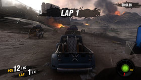 MotorStorm: Apocalypse Screenshot from Shacknews