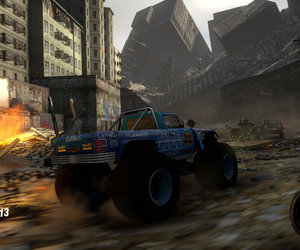 MotorStorm Apocalypse Screenshots