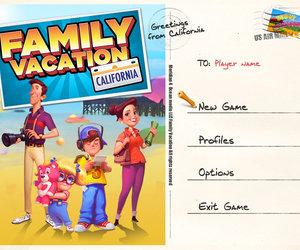 Family Vacation Screenshots