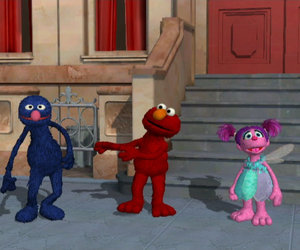 Sesame Street: Ready, Set, Grover! Videos
