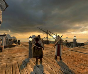 The First Templar Chat