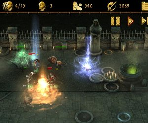 Two Worlds II Castle Defense Screenshots
