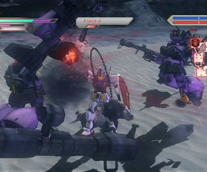 Dynasty Warriors: Gundam 3 Screenshots