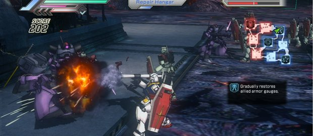 Dynasty Warriors: Gundam 3 News