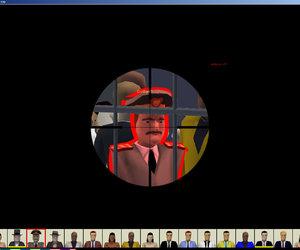SpyParty Screenshots