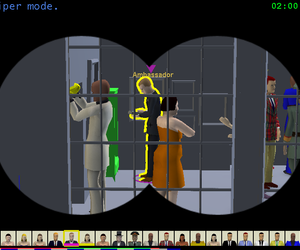 SpyParty Screenshots