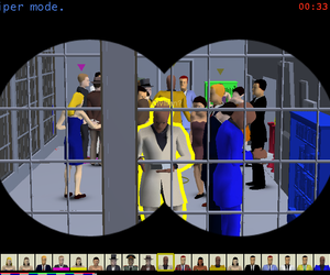SpyParty Chat