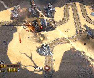 Gatling Gears Screenshots
