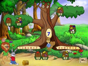 Reader Rabbit First Grade Screenshot from Shacknews