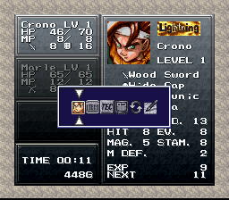 Chrono Trigger Files