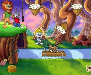 Reader Rabbit Preschool Screenshots