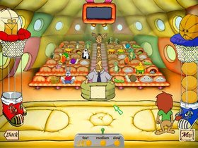 Reader Rabbit Kindergarten Screenshot from Shacknews
