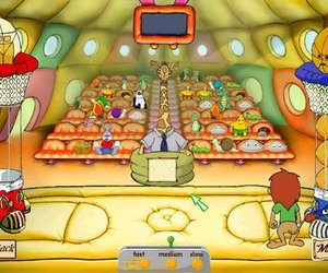 Reader Rabbit Kindergarten Screenshots