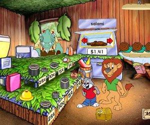 Reader Rabbit First Grade Chat