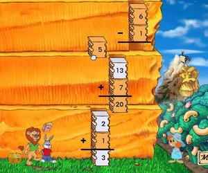 Reader Rabbit Second Grade Screenshots