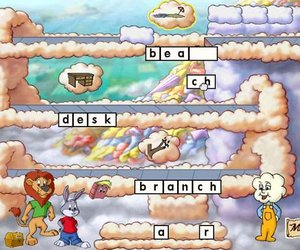 Reader Rabbit First Grade Screenshots
