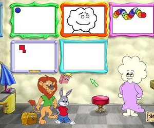 Reader Rabbit First Grade Screenshots