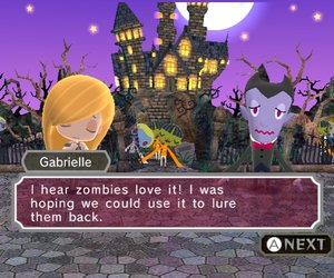 Gabrielle's Ghostly Groove: Monster Mix Screenshots