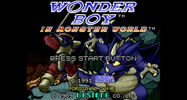 Wonder Boy in Monster World topstory