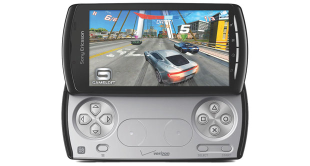 Xperia Play PlayStation Phone topstory