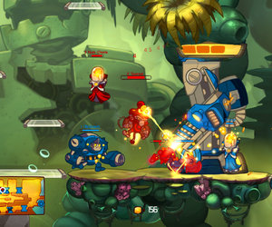 Awesomenauts Screenshots