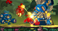 2D MOBA 'Awesomenauts' announced