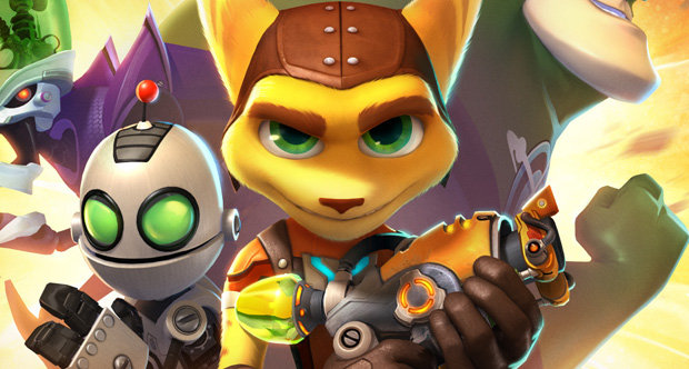 Ratchet & Clank: All 4 One topstory art