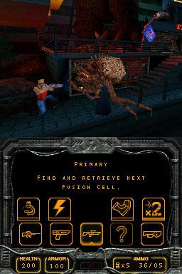 Duke Nukem: Critical Mass Screenshots