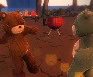 Naughty Bear Gold Edition Screenshots