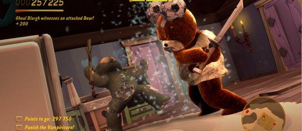 Naughty Bear Gold Edition News